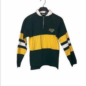 Green Bay Packers Long Sleeve Polo